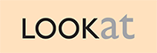 logotyp lookat